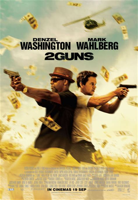 2 Guns (2013) Movie Review   by Tiffany Yong   Actor