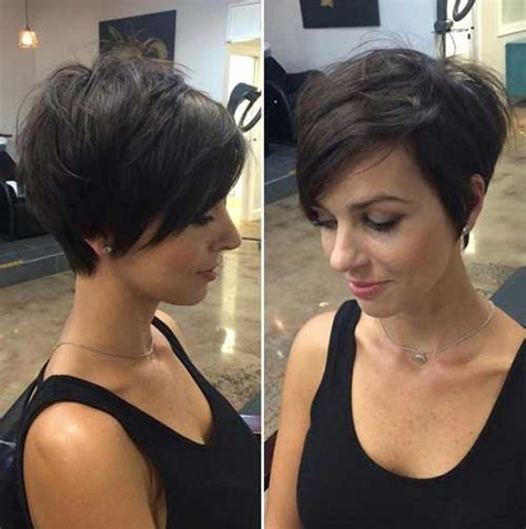 20 Longer Pixie Cuts   Short Hairstyles 2018 - 2019   Most