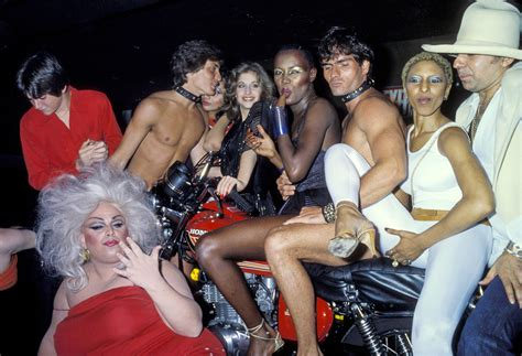 You wish you were invited to Grace Jones' 1978 birthday