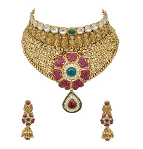 Gold Necklaces | GRT Jewellers