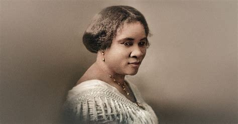 How an African-American Woman Became America's First Self