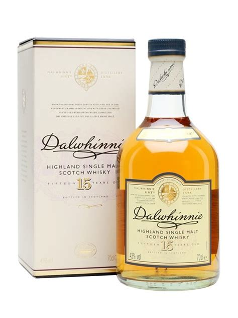 Dalwhinnie 15 Year Old Scotch Whisky : The Whisky Exchange